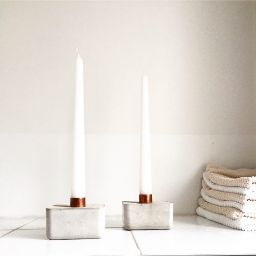 Kerzenständer Caja – Urban Yards